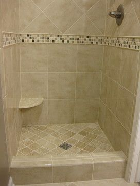 small shower design ideas pictures remodel and decor page 75 - Shower Tile Design Ideas