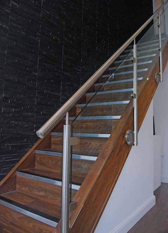 Best Ltd Contemporary Brushed Stainless Steel Staircases With 400 x 300
