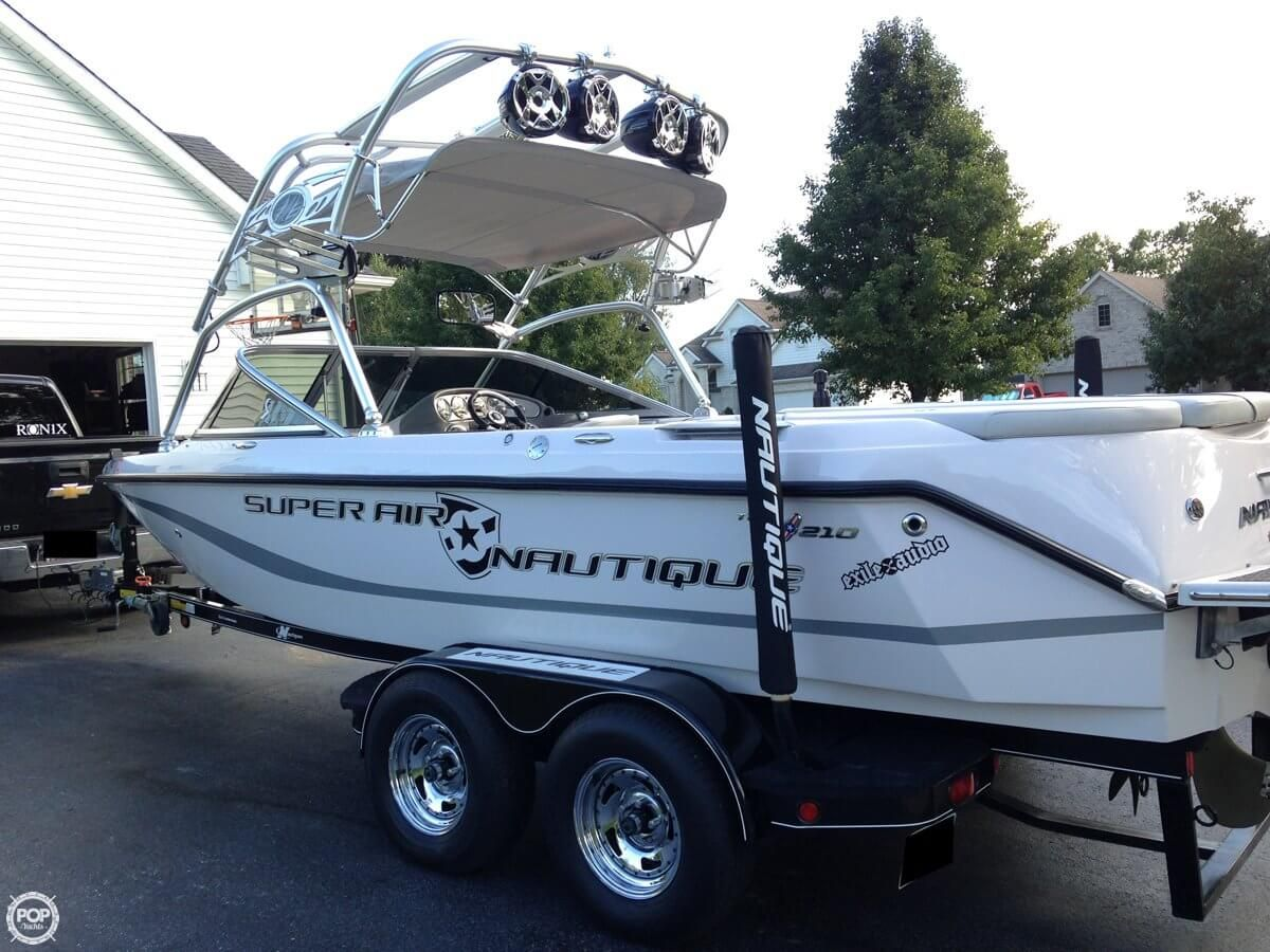 Super Air Nautique Team Edition 210 Wakeboard boats