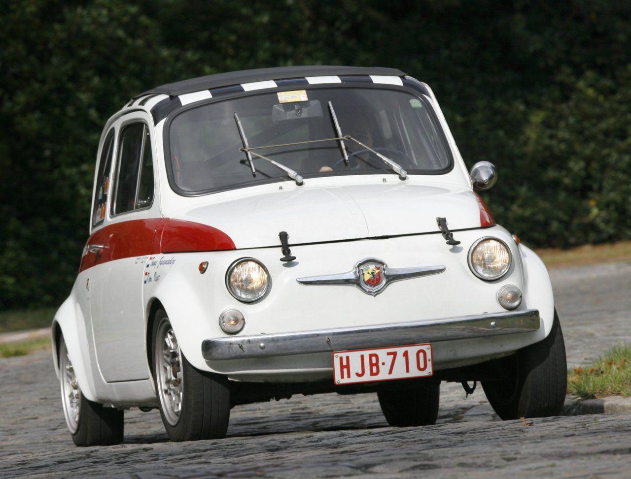 Fiat Abarth 695 SS | Italian cars | Pinterest | Fiat abarth, Fiat and