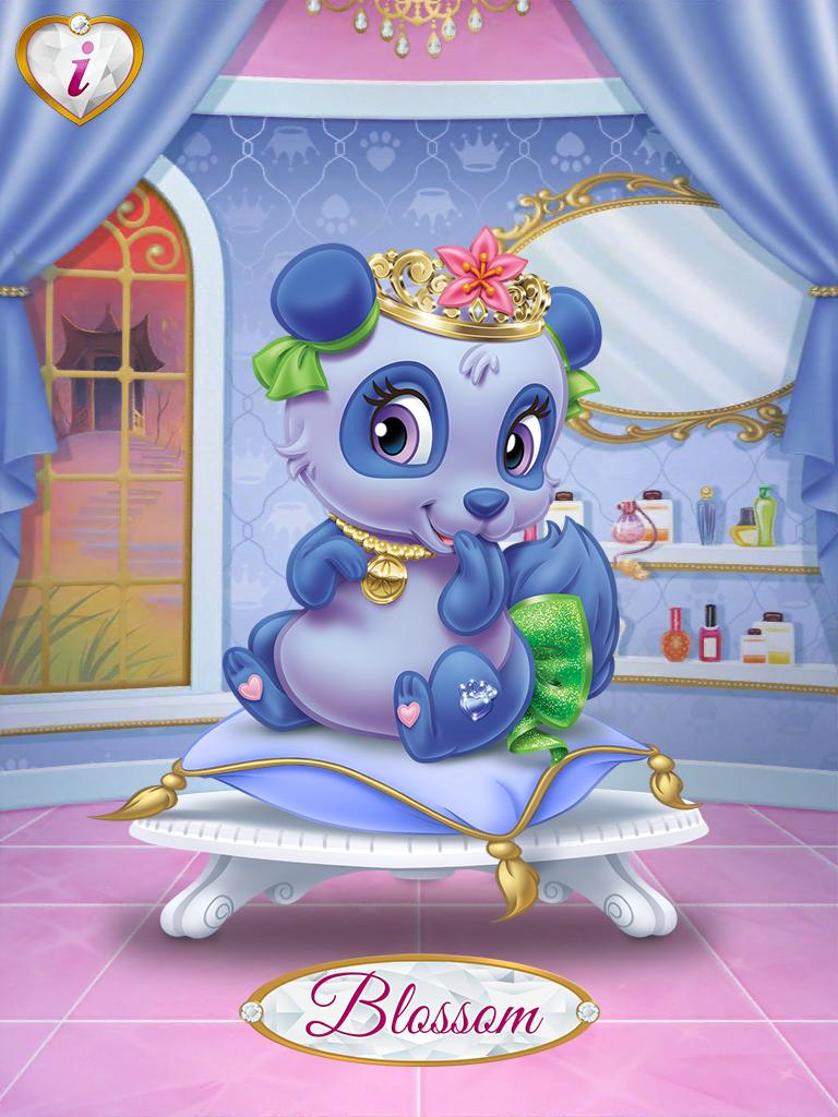 Princess Palace Pets Mulan Blossom Disney Princesses