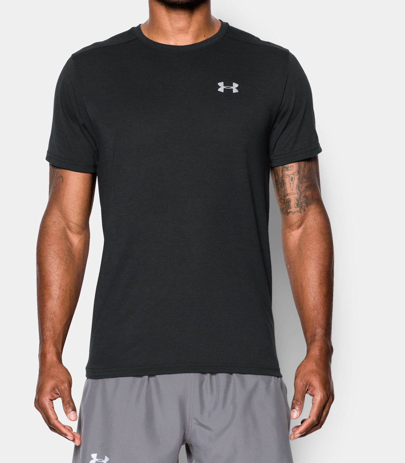 99a8fe05 Under Armour Men's UA Threadborne Streaker Short Sleeve in 2019 ...