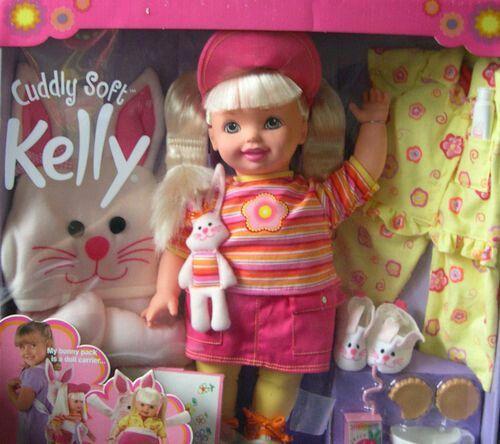 I had this doll