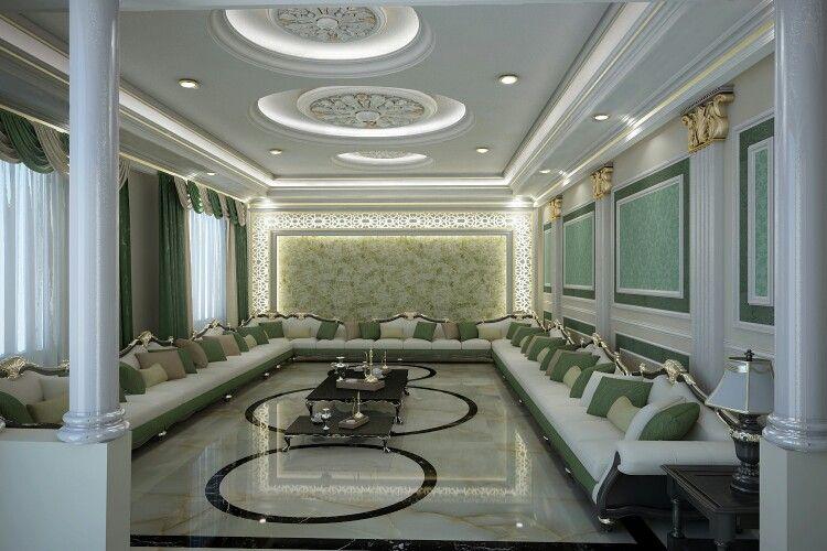 مجلس رجال كلاسيك House Paint Interior House Design