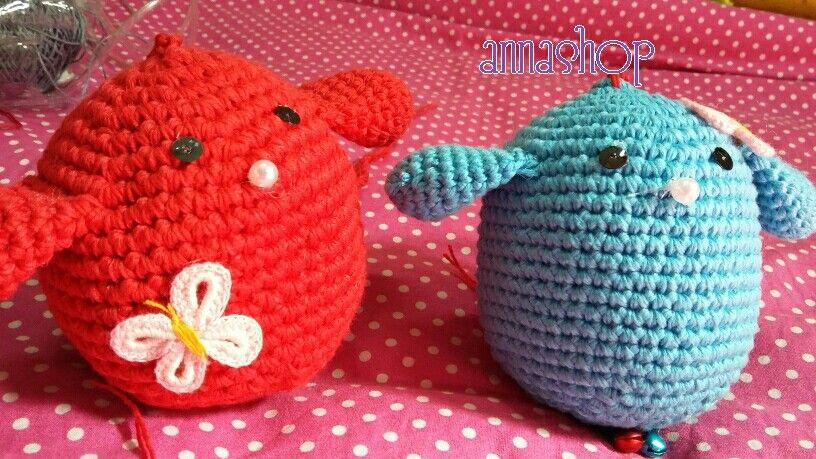 Cuties bird crochet