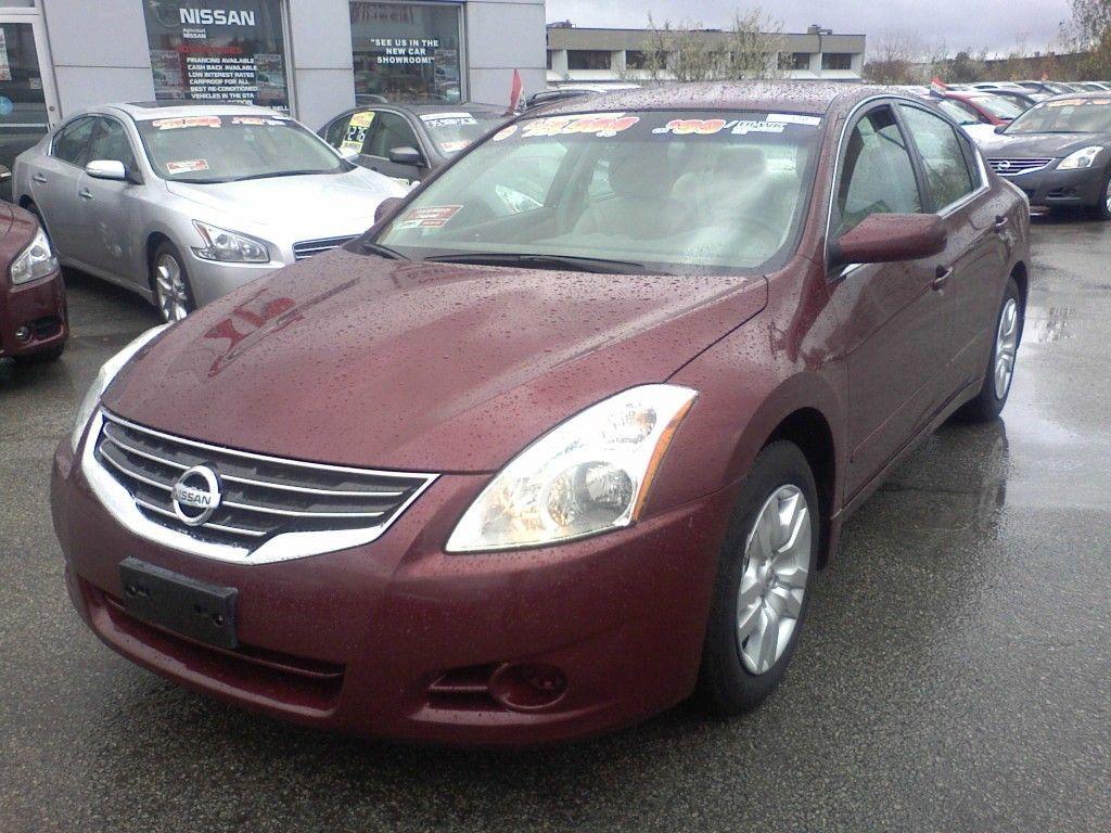 2011 Nissan Altima 2.5 S Sedan For Sale TORONTO ON