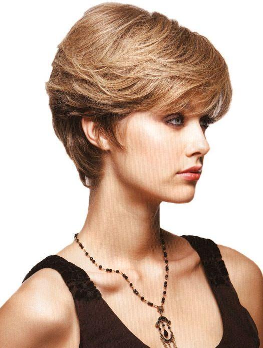 Best Blonde Monofilament Short Synthetic