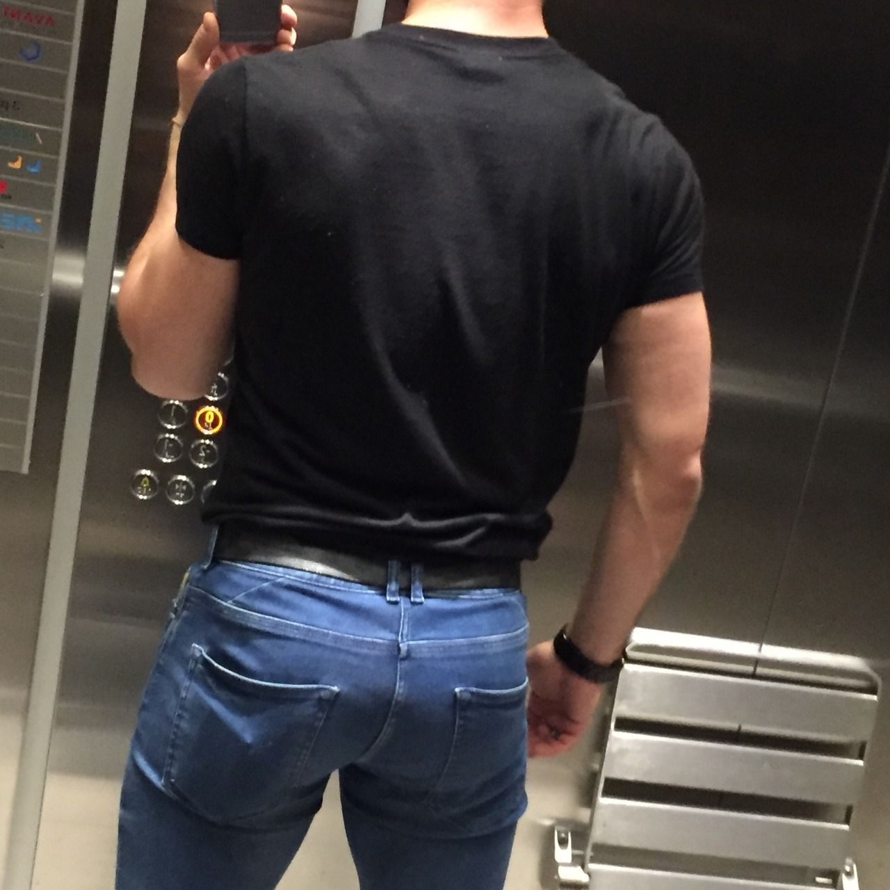 Pin by G Smith on Jeans | Men in tight pants, Skinny jeans