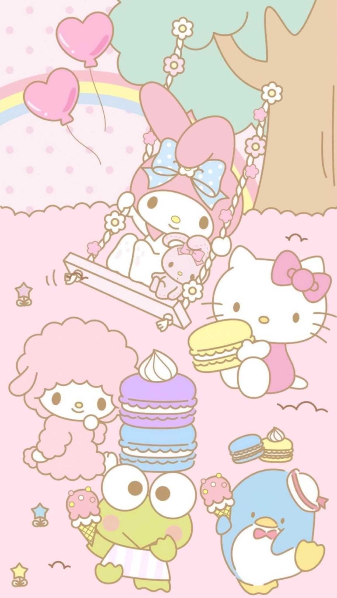 Sanrio Wallpaper - NawPic