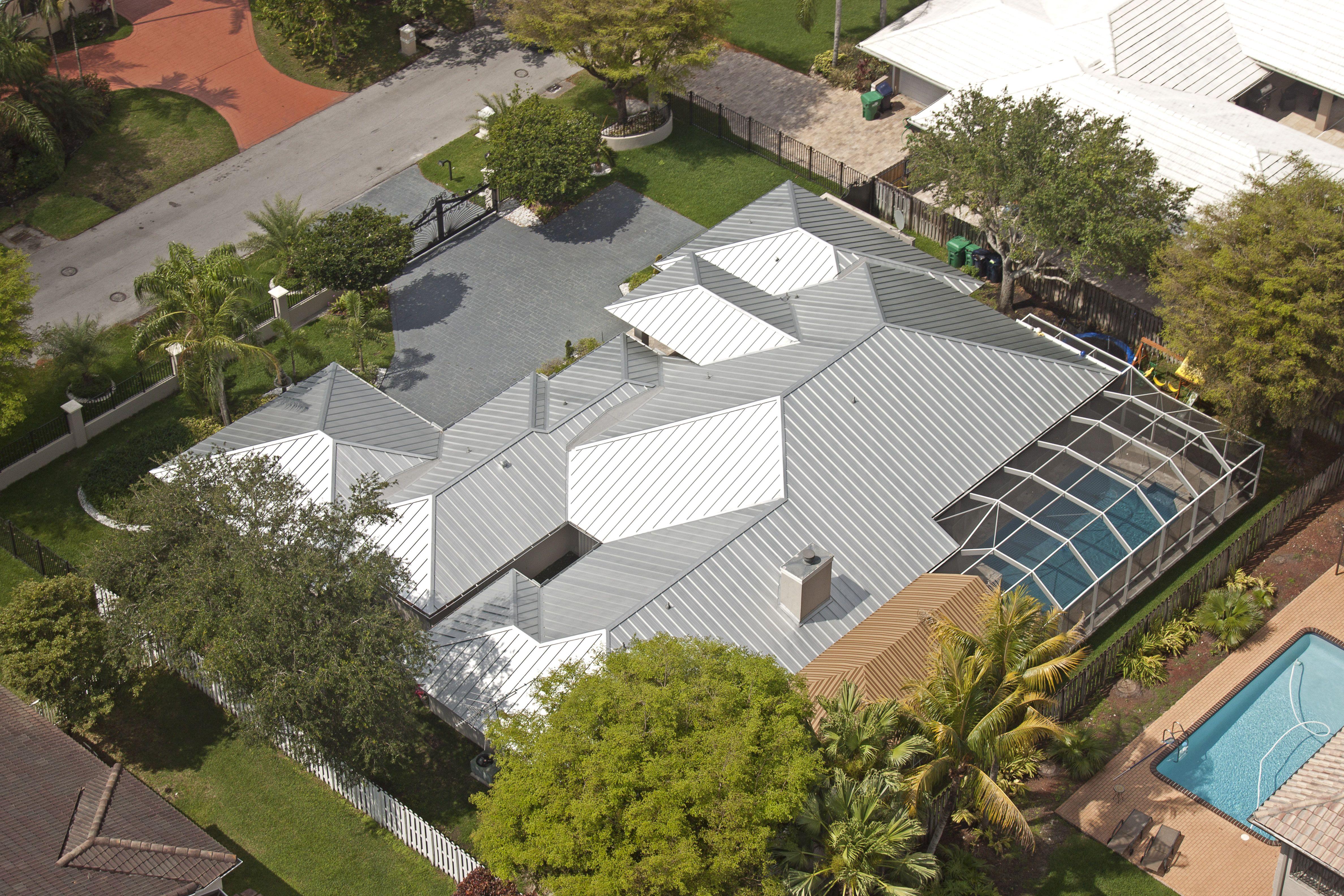 Best Drexel Metals Drexlume Metal Roof Miami Fl With Images 400 x 300
