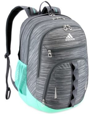 fdcf774a33c8 adidas Prime Iv Backpack - Gray