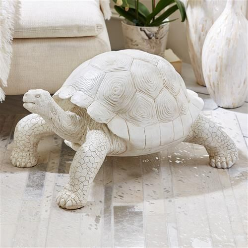 Turtle Take It Slow Gartenfigur