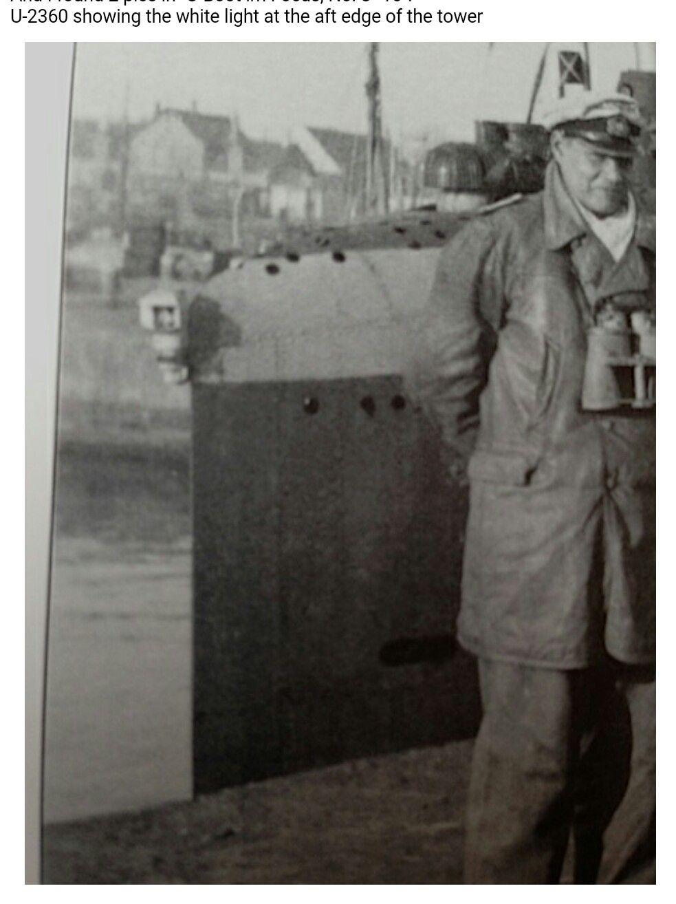 U-Boat, type XXIII