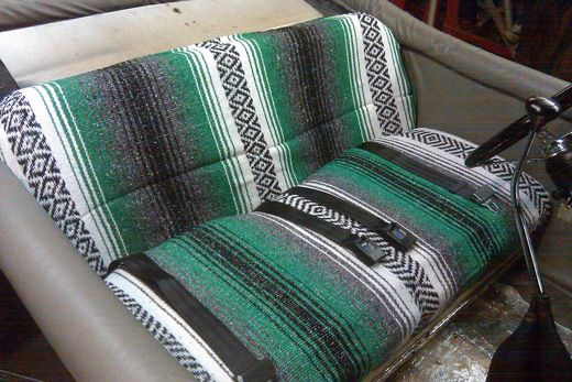 Mexican Patterns Car Upholstery Jeep Seats Mexican