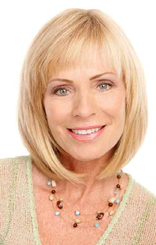 Hairstyles for Women Over 50 »
