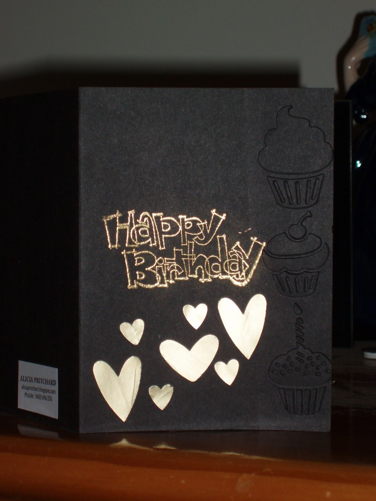 Handmade Happy Birthday Signs. Ideas For Boyfriends ...