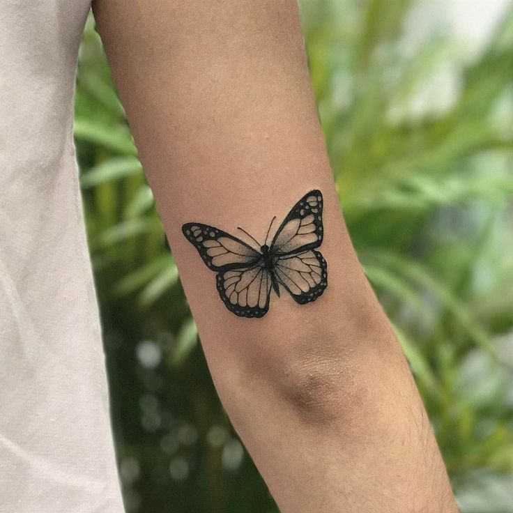 Photo of #butterfly tattoo #comments