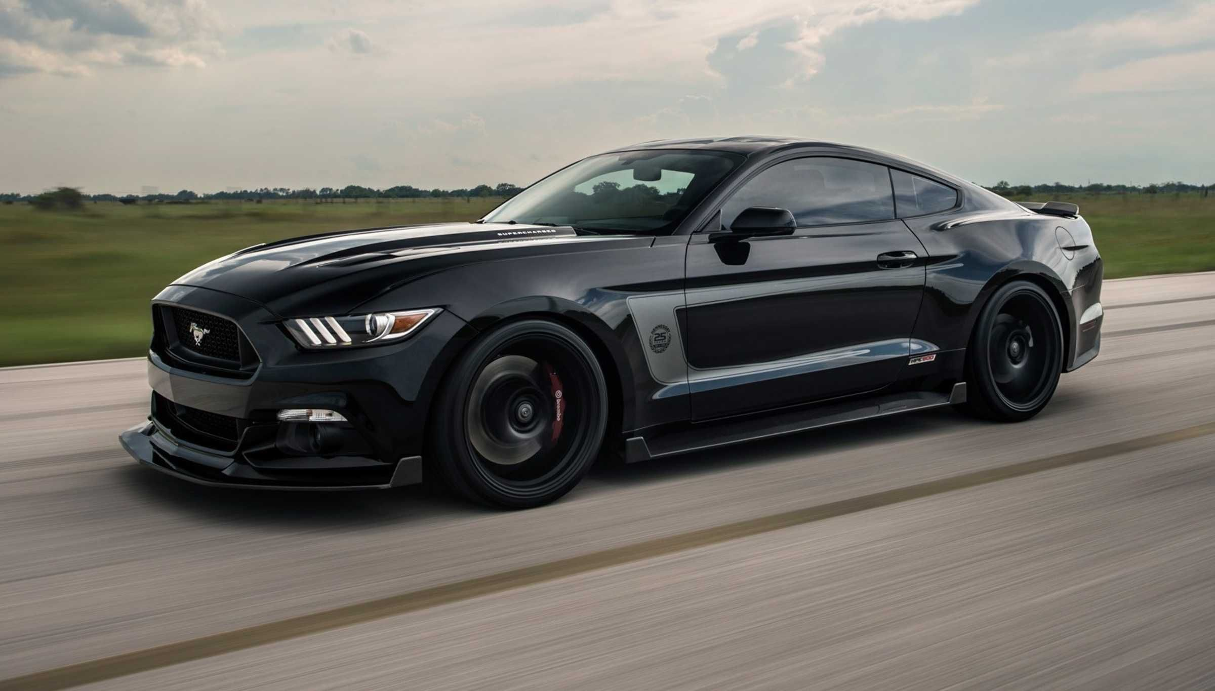 Hennessey Marks 25 Years With An 804 Hp Mustang Gt Ford Mustang