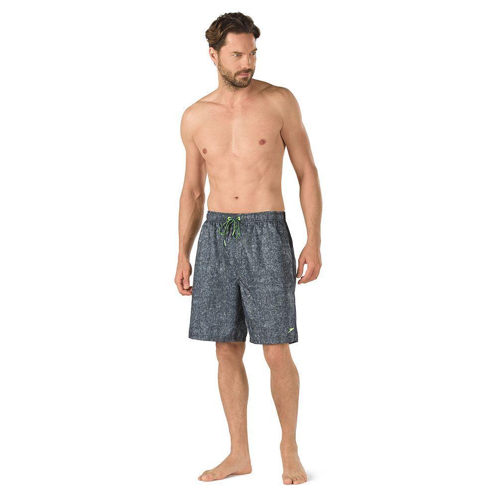 Mens speedo netted mesh tech volley shorts men shorts