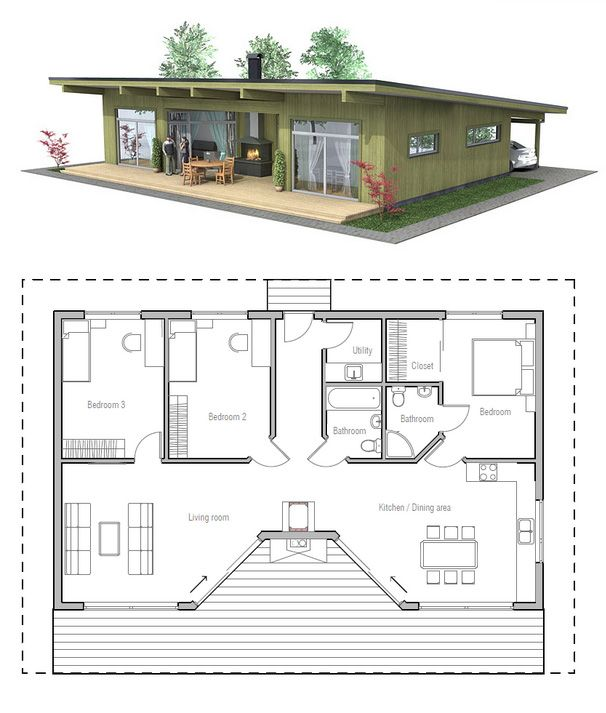 Wild salt spirit house plan mullaway in 2019 house - Simple container house plans ...