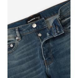 Photo of The Kooples – Verwaschen blaue Destroy-Jeans & Etikett – Damen
