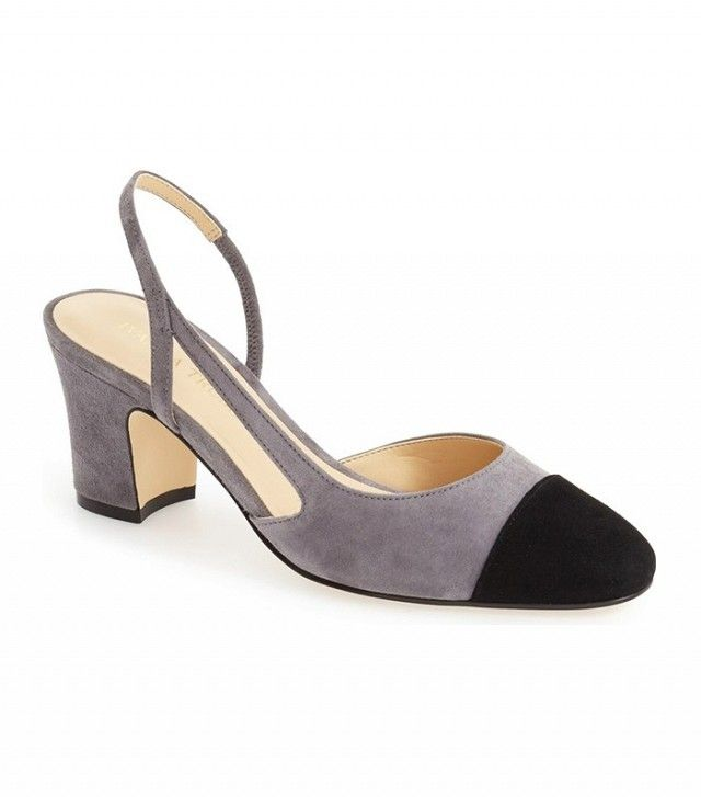 Ivanka Trump 'Liah' Slingback Cap Toe Pump (Women) available at