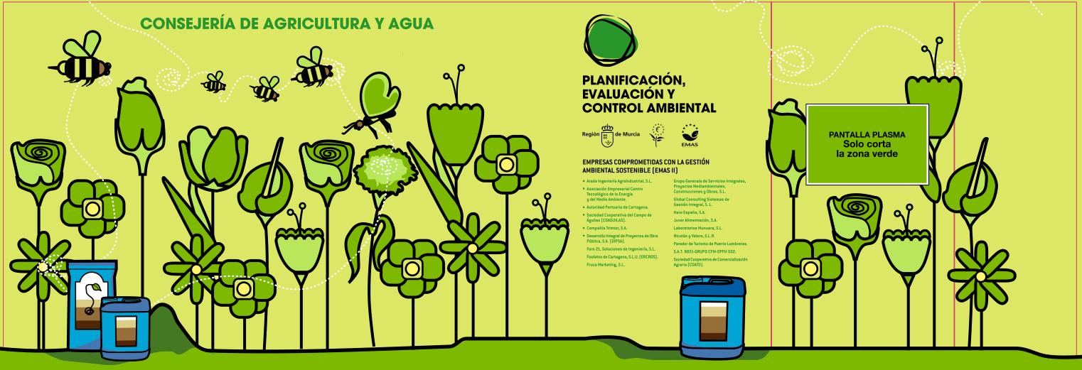 Recoge los envases de los productos que usas para cuidar tus plantas, mal gestionados son muy tóxicos para la salud y el medio ambiente. SIGFITO te ayuda.