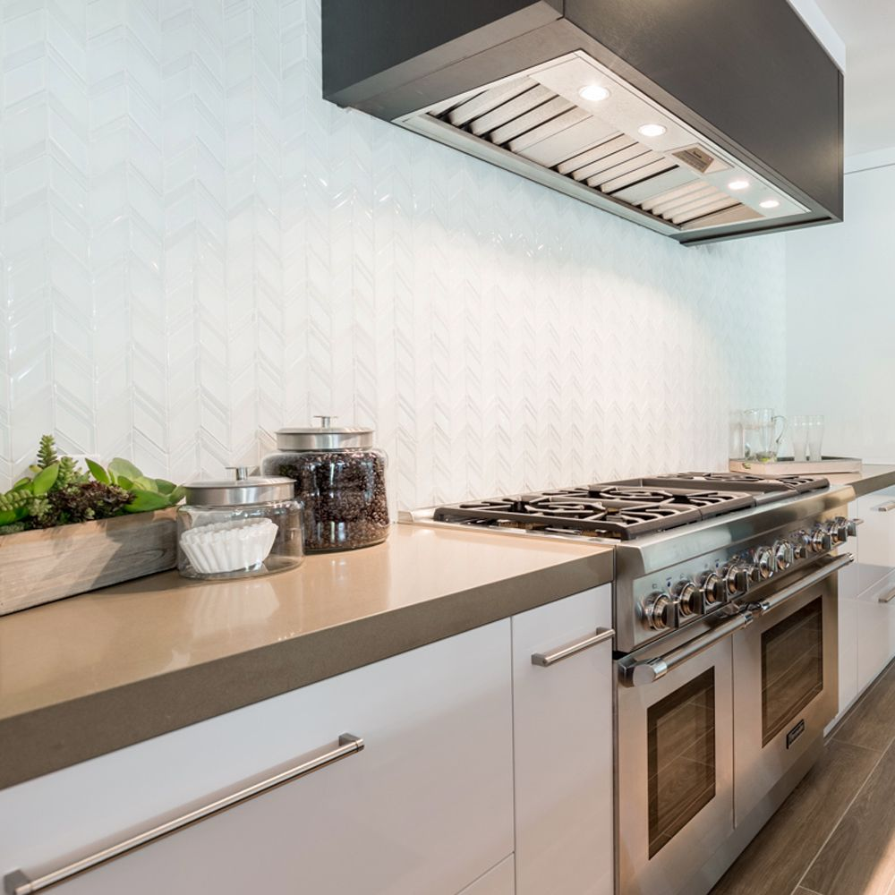 Interior Design For Kitchen Tiles: Pin By Arizona Tile On Backsplash Inspiration