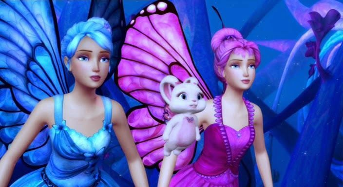 372e1e8fe02 Free Barbie Movie Wallpapers Download: Barbie: Mariposa and her ...