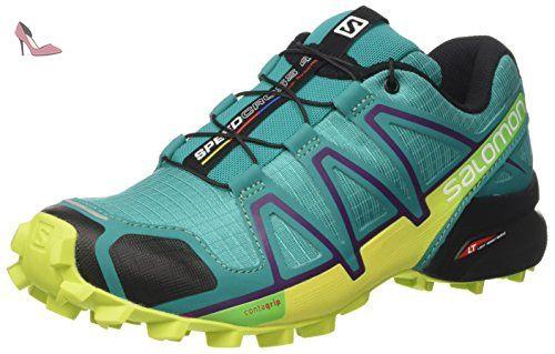 21c47e5f127 Salomon Sense Mantra 3 Chaussures de Running Compétition Femme Rose ...