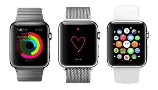 Relógios da Apple 2