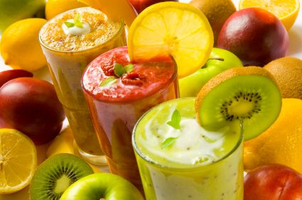 Fruit Smoothie Recipes #fruitsmoothie