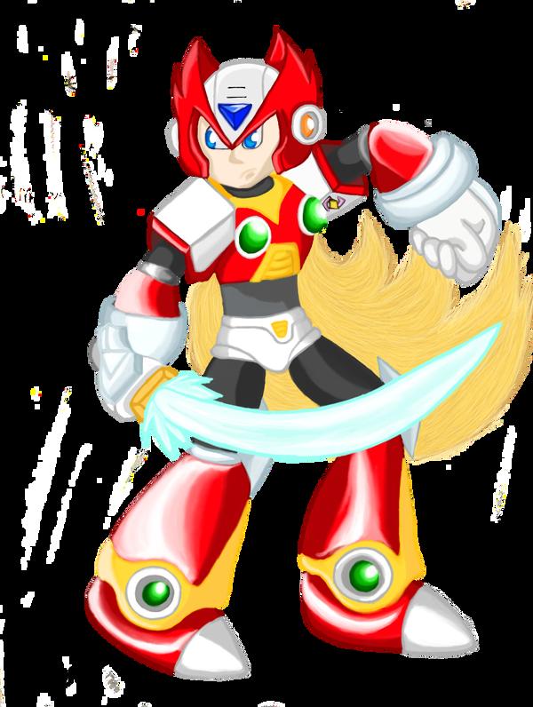Megaman X Zero By Https Www Deviantart Com Ursinetimes On Deviantart Art Tablet Mega Man Art