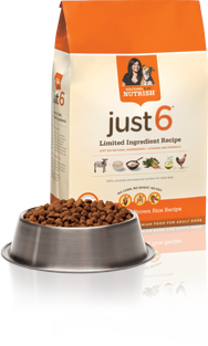 Free Rachael Ray Nutrish Just 6 Dog Food Sample Coupons And
