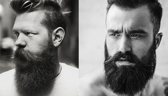 37 barbas incríveis para você se inspirar Ligar, Boas y Tipos de barba