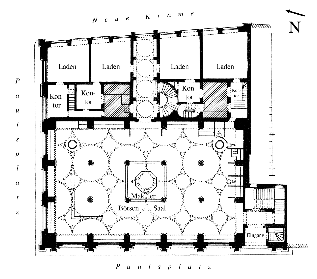 Archimaps Architecture Mapping Floor Plans Chicago Temple