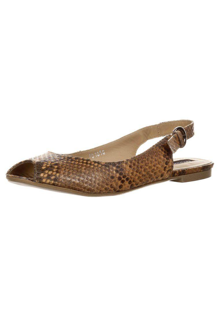 Sandales - marron Belmondo