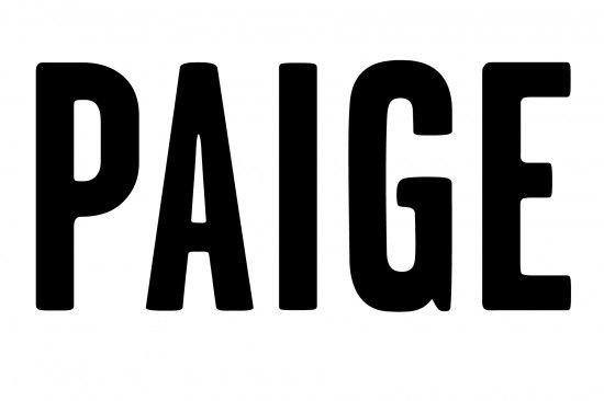 Paige designer womens clothes