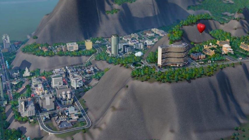 What are you most excited about for the future of SimCity