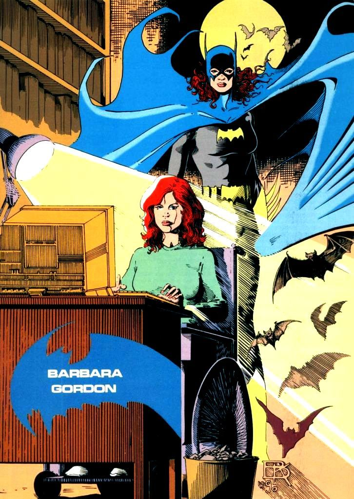 barbara gordon wikipedia