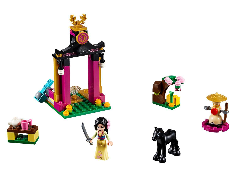 Princess Moana Ocean Voyage Building Blocks Classic for Girl Toys For Children
