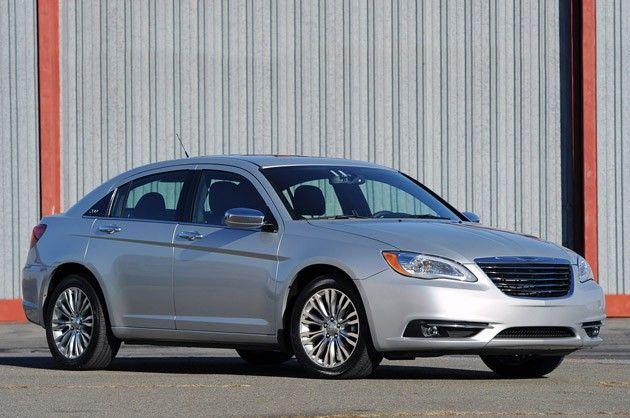 Lead1 2011 Chrysler 200 First Drive Jpg 630 418 Chrysler 200