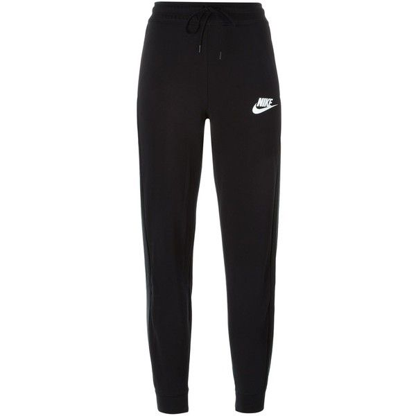 nike perforated track pants 91 liked on polyvore featuring activewear activewear pants