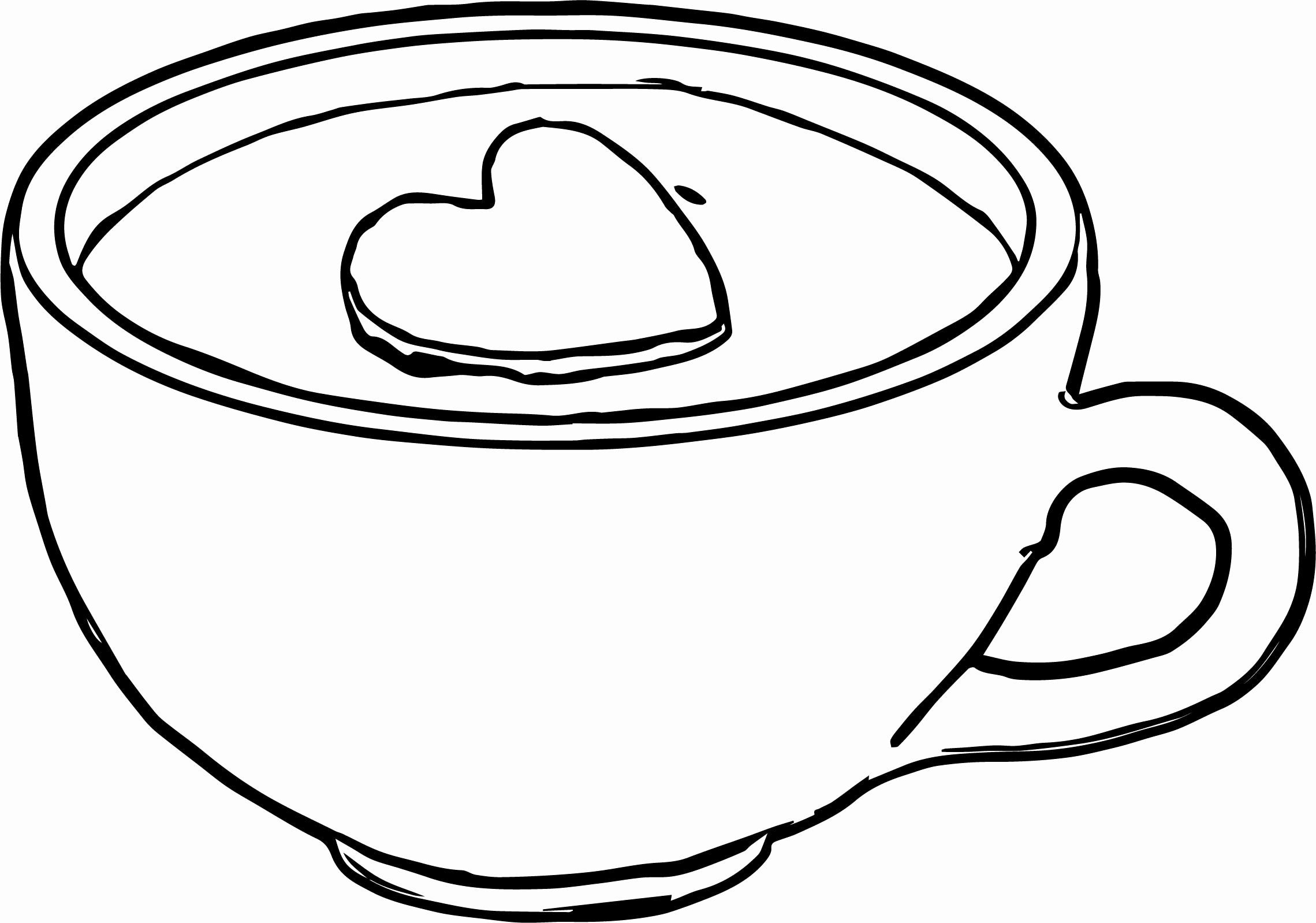 Coffee Cup Coloring Page Inspirational My Cup Overflows Tea And