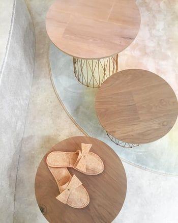 Tables Basses En Parquet Idee Diy Deco Revetement Sol