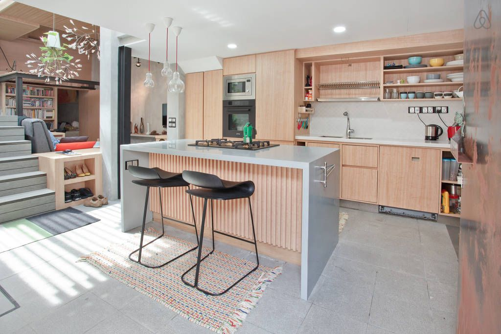 Private Villa With Your Own Pool In Singapore Kitchen Design Home Garden Villa