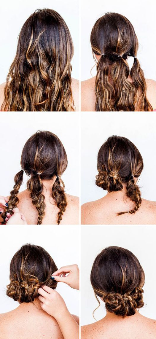 11 Quick Braids For When You Re In A Rush To Get Ready Hair Styles Long Hair Styles Quick Braids