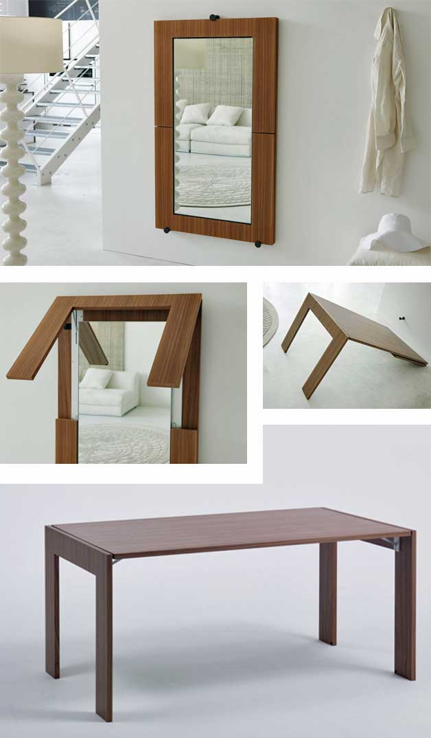 28 Really Clever Transforming Furniture With Images
