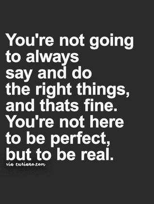 Best Wishes and Greetings: 67 Best Nobody is Perfect Sayings and Quotes