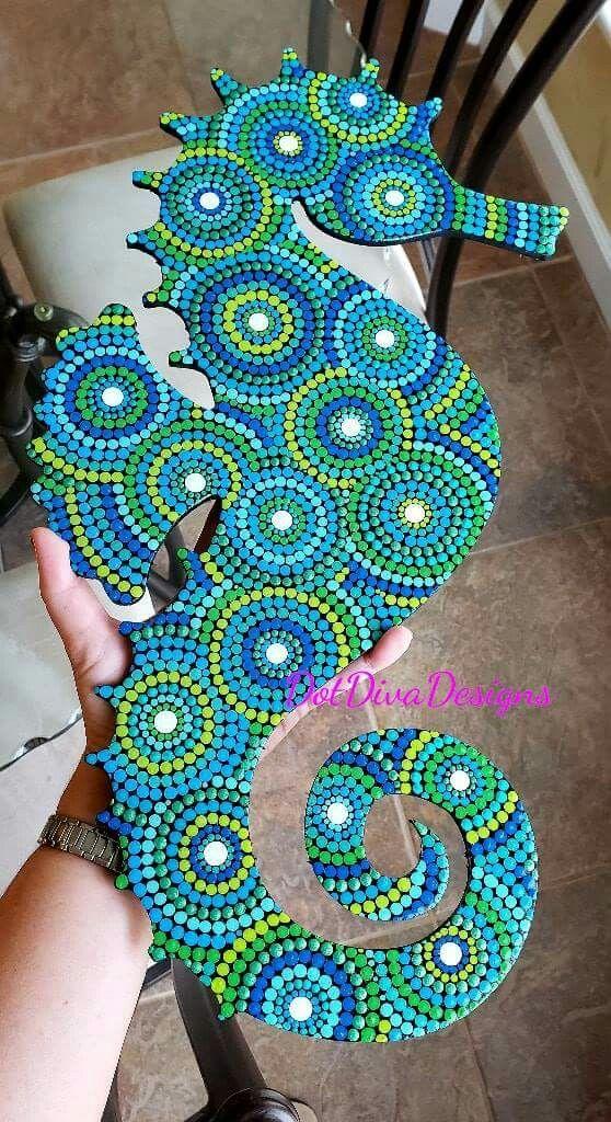 Pin By Penny Field On Mosaic Magic Dot Painting Mandala